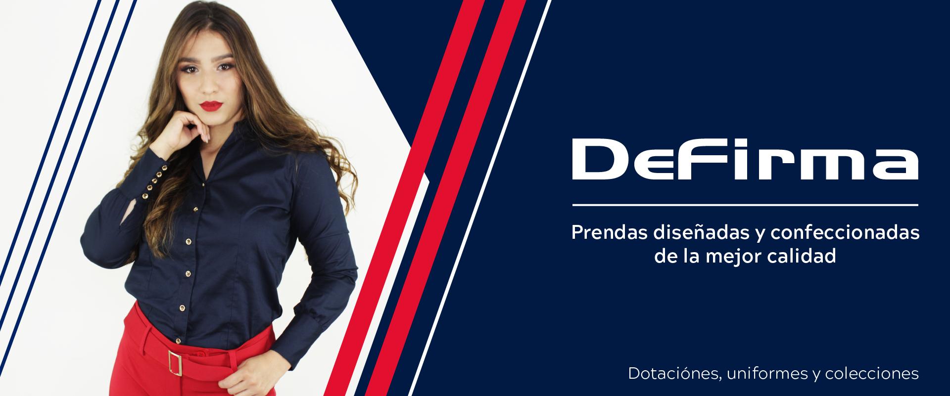 Df De Firma dotaciones uniformes y colecciones